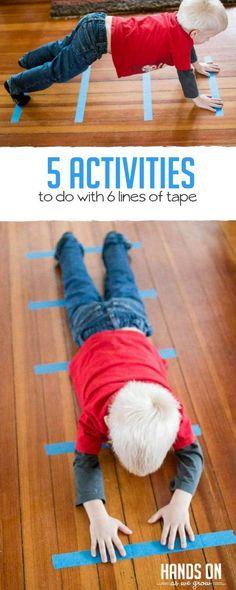 476 Best Gross Motor Activities For Preschool Images In 2019 Baby
