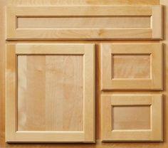 Cabinet Door Styles for Bath Vanities