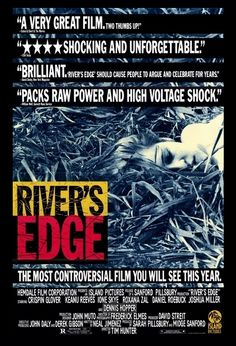 RIVERS EDGE MOVIE POSTER - Google Search