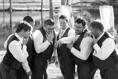 Wedding Photography- groomsmen