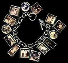 Wells Ware Memory Charm Bracelets