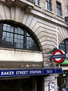 The tube - London