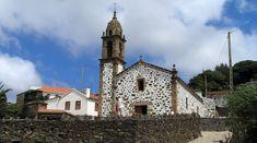 San Andrés de Teixido - Cedeira cerca de los acantilados