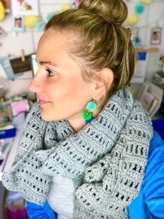 Die 23 Besten Bilder Von Loop Schal Stricken Anleitung Crochet