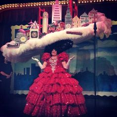 Beach Blanket Babylon - A must see when in San Francisco. Never dull!
