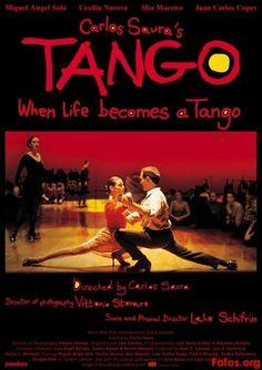Film Tango by Carlos Saura