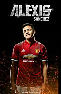 Sanchez New Wallpaper Messi Vs Ronaldo, Lionel Messi, Alexis Sanchez Manchester United, Manchester United Wallpaper, Black Art Pictures, Manchester United Football, Professional Football, Gareth Bale, Neymar Jr