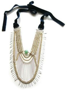 Necklace by Akong London
