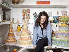 Margaret Braun - my cake hero