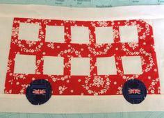 Fabric Friday - London - Freda's Hive