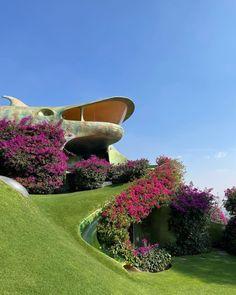 Organic Architecture, Amazing Architecture, Interior Architecture, Dream Home Design, My Dream Home, House Design, Exterior Design, Interior And Exterior, Deco Cars