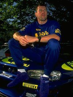 Happy birthday Colin McRae, gone too soon. Subaru Impreza Gt, Wrx, Rally Drivers, Rally Car, Subaru Rally, Colin Mcrae, Gt Turbo, Sports Stars, Car And Driver