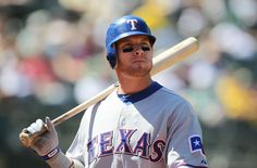 Josh Hamilton back in the Rangers lineup tonight. The cause of his blurred vision and balance issues-- CAFFEINE!!?? Google Image Result for http://www.therichest.org/celebnetworth/wp-content/uploads/2012/05/josh-hamilton.jpg