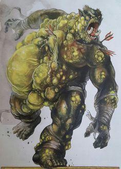 Orc Nurtured One of Yurtrus