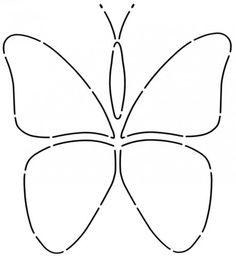 Butterflies Applique Quilt Pattern & Stencil ~ Edyta Sitar Laundry Basket Quilts