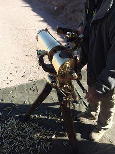 Colt 1877 Bulldog Gatling Gun