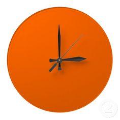 Knal oranje klok!