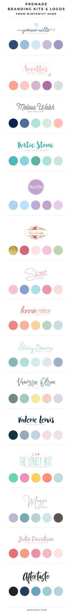 Premade Branding Kits