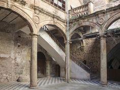 El Fabricante de Espheras · Renewal of the Palau-Castell Renaissance Cloister in Betxí · Divisare