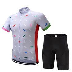 Pro Team 2017 Cycling Jersey Bike jerseys Short Sleeve Men Cycling Clothing  With GEL 9D PAD 6c3d4288e