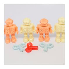 Mini Robot Soap