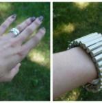 Back-to-School Fashion: Make a Pencil Cuff Bracelet