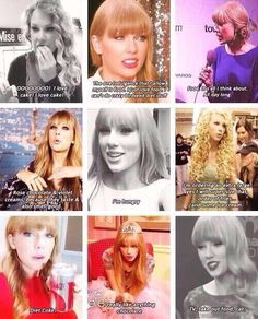 Taylor gets me.  Especially that last one <3.