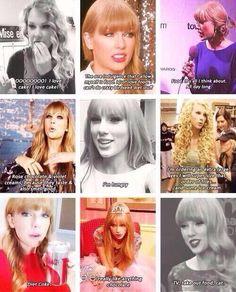 Taylor gets me