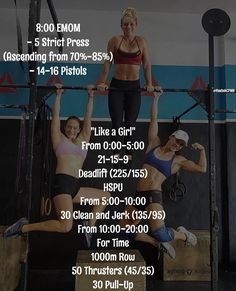 254 Best Cross Fit images | Crossfit, Crossfit at home, At