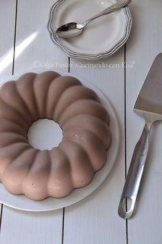 Cocinando con Kisa: Tarta de Nesquik de chocolate (Termomix)