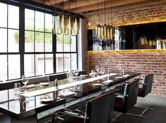 Twenty Five Lusk, a lounge and restaurant in San Francisco's South of Market