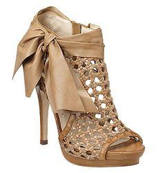 Nine West - straw shoes