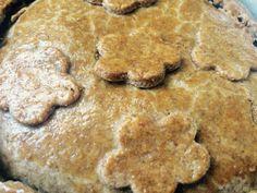 Beeem de pertinho da nossa torta Veggie integral! Contato@menudamanu.com
