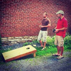 ummer is here! Grab your friends and make some memories with our reclaimed cornhole sets. #summertimes #funtimes #shopreclamation (www.shop-reclamation.com)