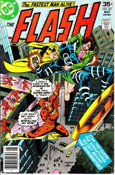 Flash 1959 1st Series 261  May 1978 Issue  DC by ViewObscura
