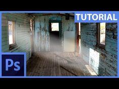 Photoshop –Snadné vytvoření efektu světla v interiéru   dtpko.cz Photoshop