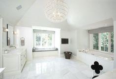 Design Serendipity Interiors, Currey & Co. Stratosphere Chandelier