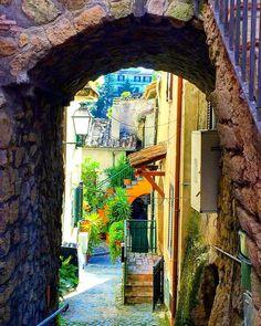 https://flic.kr/p/zbNBBk | Just love the old quarter in Formello, Italy! @outboundapp   #upsticksandgo #instaitalia #italia #formello #outbounderlife #travel #travelingtheworld #michfrost #instagood #instaphoto