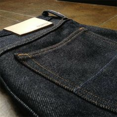 Gustin - Super Heavy Selvedge Jeans  Hand made in San Francisco.