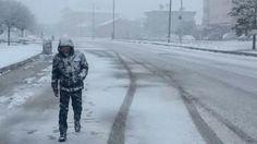 Kahramanmaraş'ta kar yağışı etkisini sürdürüyor