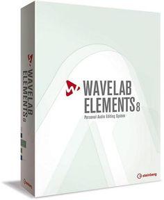nice Steinberg WaveLab Components eight Components Digital Audio Workstation