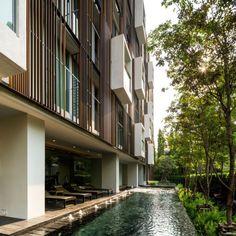 Architects: Somdoon Architects Ltd  Location: Bangkok, Thailand Principal Architect: Punpong Wiwatkul, Puiphai Khunawat Project Team: Supat Vongruttana, Piboon Amornjiraporn, Shalom Choong, Supachai Khiewngam, Rapeepun Thongprywong, Panit Limpiti Area: 9,682.75 sqm Year: 2012 Photographs: W Workspace