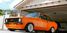 1979 Ford Escort Rs 2000 - Boostcruising Australia