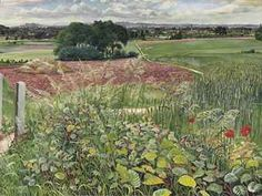 The Bridle Path, Cookham - Stanley Spencer - sold at auction 23 May 2012 for $1,393,256.