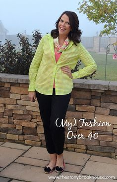 My Fashion Over 40 www.thestonybrookhouse.com