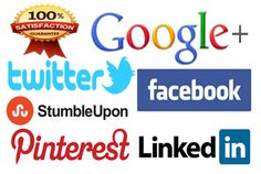 I will give 10 FB share 8 Retweets 12 Google plus 10 Pins 8 StumbleUpon 14 Linkedin  You will get real visitors daily and High Google and Alexa page rank for your website