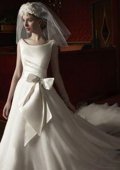 "Allan Hannah ""Ellie"" wedding dress"
