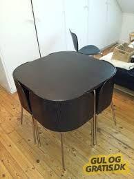 Image result for spisebord med stole