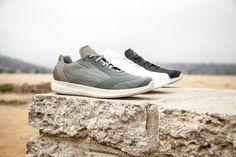 Brandblack Presents Its Lightweight Raven Sneaker