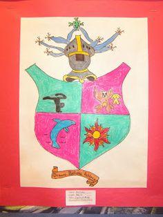 Coat of Arms grade 5